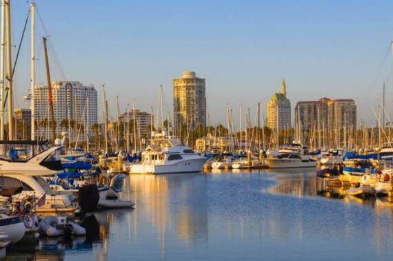 Moving to Long Beach CA