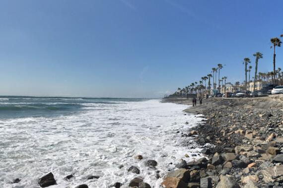 Moving to Oceanside California