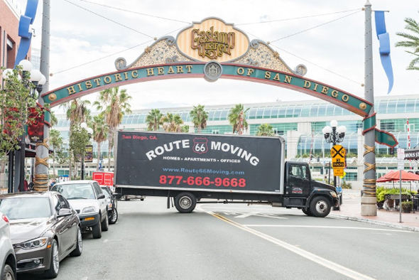 Long Distance Movers California Moving Within California Ca Movers